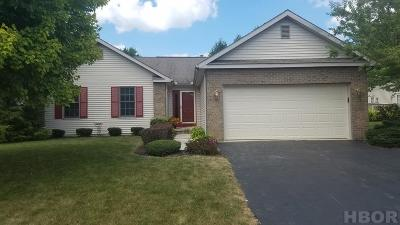 Findlay Single Family Home For Sale: 1516 Windermere Dr.