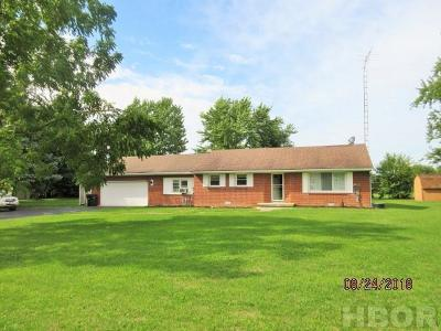 Fostoria Single Family Home For Sale: 22936 County Road 216