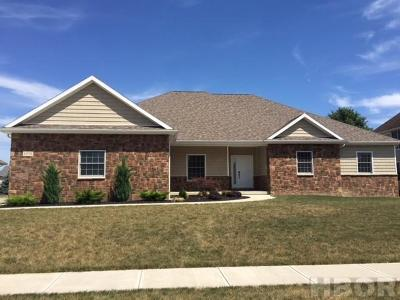 Findlay Single Family Home For Sale: 15775 Brookview Trail