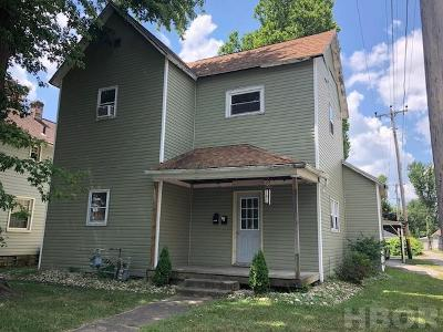 Findlay OH Multi Family Home For Sale: $79,900