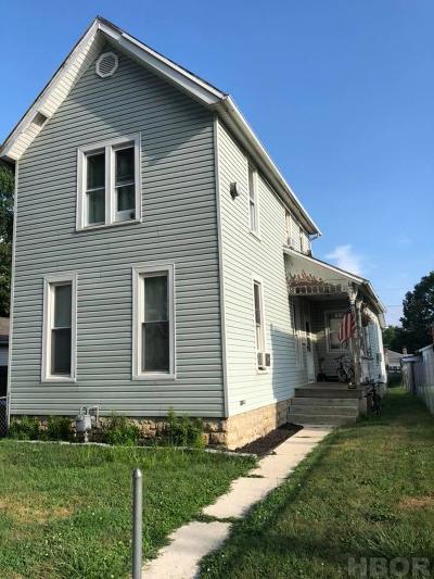 Tiffin Single Family Home For Sale: 30 E Davis