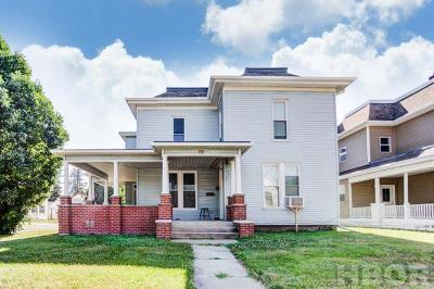 Findlay OH Multi Family Home For Sale: $99,900