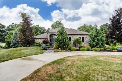 Findlay Single Family Home For Sale: 1660 Deer Creek Dr