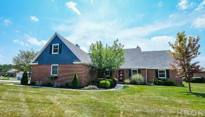 Findlay Single Family Home For Sale: 2315 Foxbury Ln