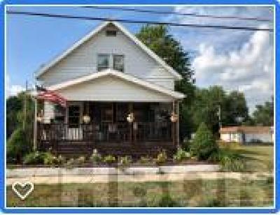 Single Family Home For Sale: 230 McDougal St