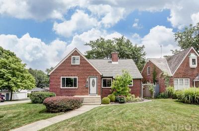 Findlay OH Single Family Home For Sale: $184,900