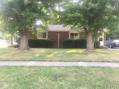 Findlay Multi Family Home For Sale: 1425 Glenwood
