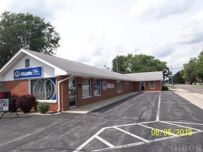 Commercial For Sale: 406 N Blanchard St