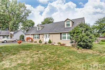 Findlay OH Single Family Home For Sale: $224,900