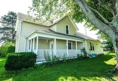 Benton Ridge OH Single Family Home For Sale: $114,900