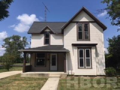 Single Family Home For Sale: 252 E Fremont