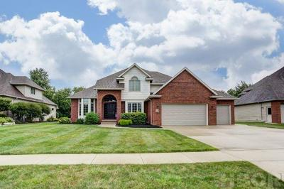 Single Family Home For Sale: 8197 Brookfield Dr