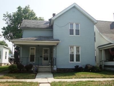 Fostoria Single Family Home For Sale: 125 W Crocker St.