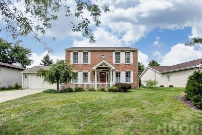 Findlay OH Single Family Home For Sale: $204,900