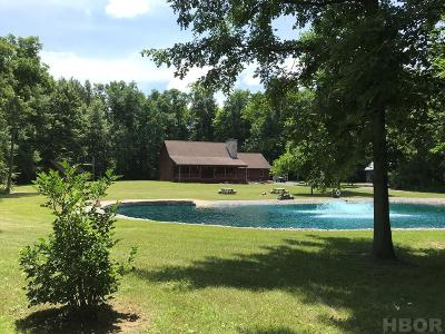Forest OH Single Family Home For Sale: $469,000