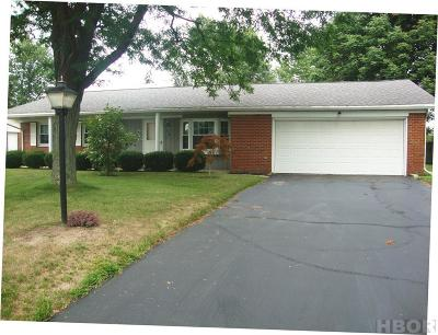 Fostoria Single Family Home For Sale: 218 Jeanette Dr.