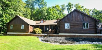 Van Buren OH Single Family Home For Sale: $429,000