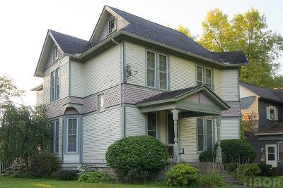 Findlay Single Family Home For Sale: 401 Hancock