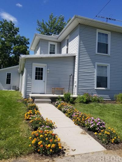 Single Family Home For Sale: 320 N Main St