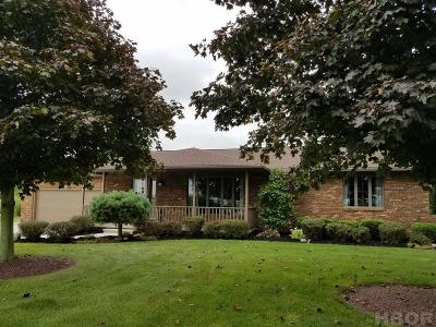 Tiffin Single Family Home For Sale: 1305 S Twp Rd 159