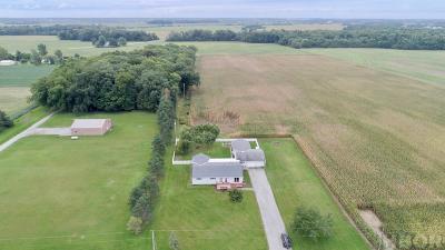 Van Buren OH Single Family Home For Sale: $199,900