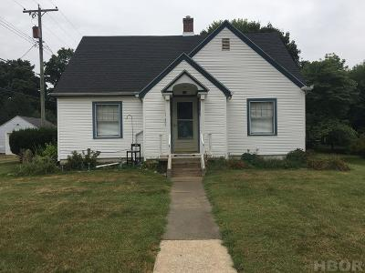 Bluffton Single Family Home For Sale: 113 E Kibler