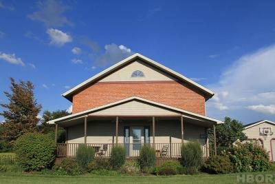 Fostoria Single Family Home For Sale: 503 County Rd 257