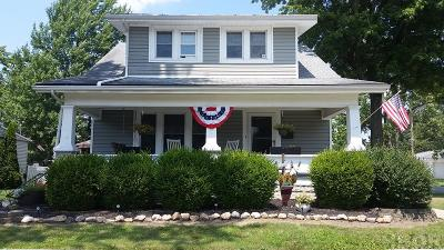 Findlay Single Family Home For Sale: 718 Cherry St.