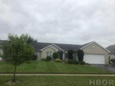 Findlay Single Family Home For Sale: 721 Remington St