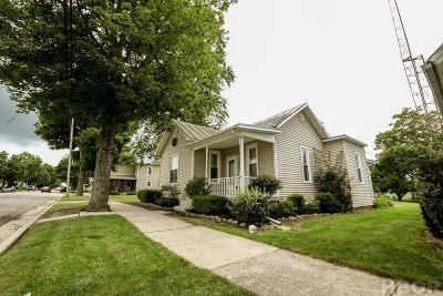 Mt Blanchard Single Family Home For Sale: 313 S Main St