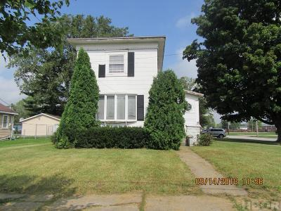 Single Family Home For Sale: 300 W Water St.