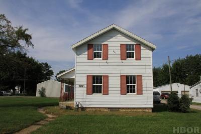 Fostoria Single Family Home For Sale: 629 Buckley St.