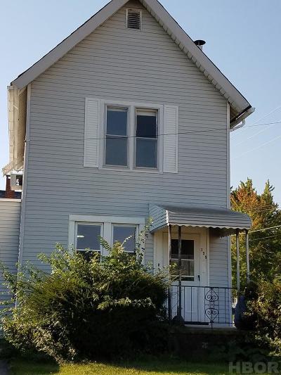 Fostoria Single Family Home For Sale: 259 Bricker