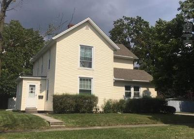 Findlay OH Multi Family Home For Sale: $112,900