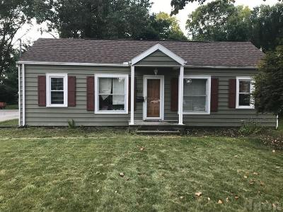 Findlay OH Single Family Home For Sale: $89,900