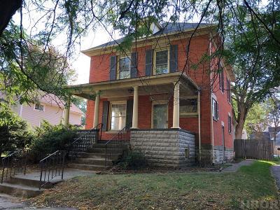 Fostoria Single Family Home For Sale: 837 N Union