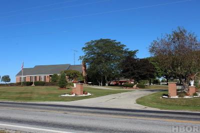 Mt Blanchard Single Family Home For Sale: 20127 State Rt. 37