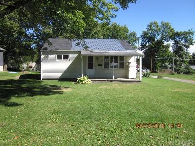 Single Family Home For Sale: 518 N Glendale