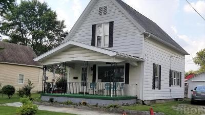 Fostoria Single Family Home For Sale: 611 Lynn