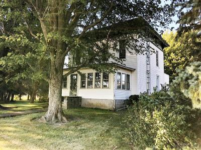 Fostoria Single Family Home For Sale: 12687 W Township Road 33