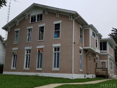 Tiffin Multi Family Home For Sale: 22 Miami Street