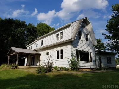 Tiffin Single Family Home For Sale: 193 Martha