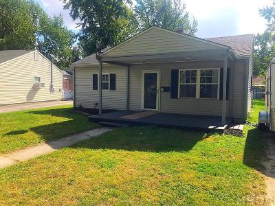 Fostoria Single Family Home For Sale: 713 Glenwood Ave