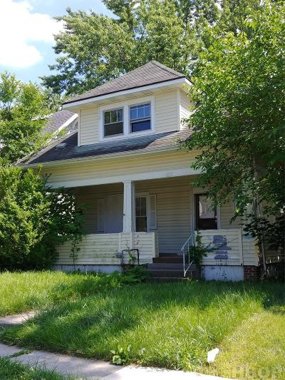 Single Family Home For Sale: 853 Richie