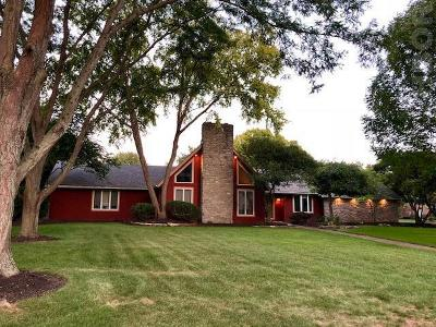 Findlay Single Family Home For Sale: 435 Scarlet Oak Dr
