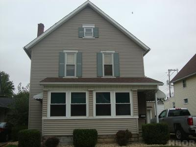 Fostoria Single Family Home For Sale: 322 Liberty St.