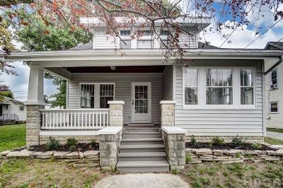 Findlay OH Single Family Home For Sale: $159,900