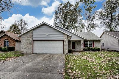 Findlay OH Single Family Home For Sale: $194,900