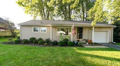Findlay Single Family Home For Sale: 1109 W Sandusky St