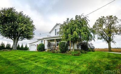 Mt Blanchard Single Family Home For Sale: 21630 Township Rd 154